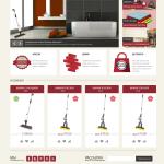 Сайт для компании Хозяйка в Доме